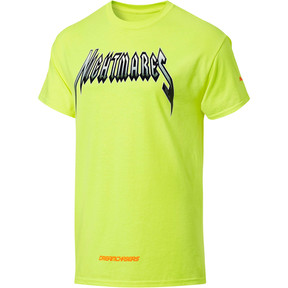 Thumbnail 1 of PUMA x DCMX Nightmares Tee, Safety Green, medium