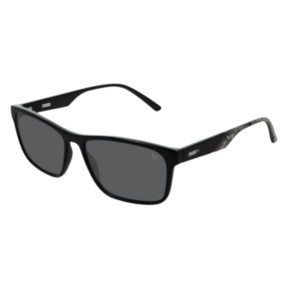 Thumbnail 1 of PUMA Classic Rectangle Sunglasses, BLACK, medium