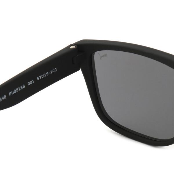 メンズ PU0218S サングラス, BLACK-BLACK-SMOKE, large-JPN