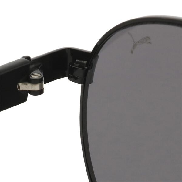 メンズ PU0224S サングラス, BLACK-BLACK-SMOKE, large-JPN