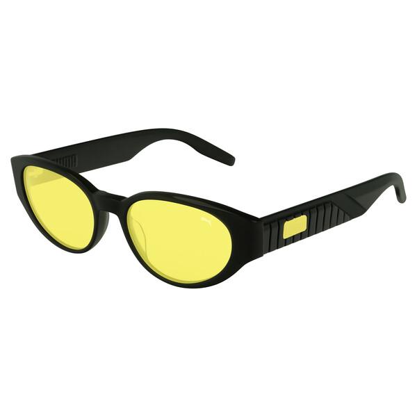 Victoria Beach Women's Sunglasses, GREEN-GREEN-YELLOW, large