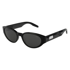 Thumbnail 1 of Victoria Beach Cat Eye Sunglasses, BLACK-BLACK-SMOKE, medium