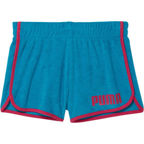 Thumbnail 1 of Girls' Fashion Shorts JR, CARRIBEAN SEA, medium