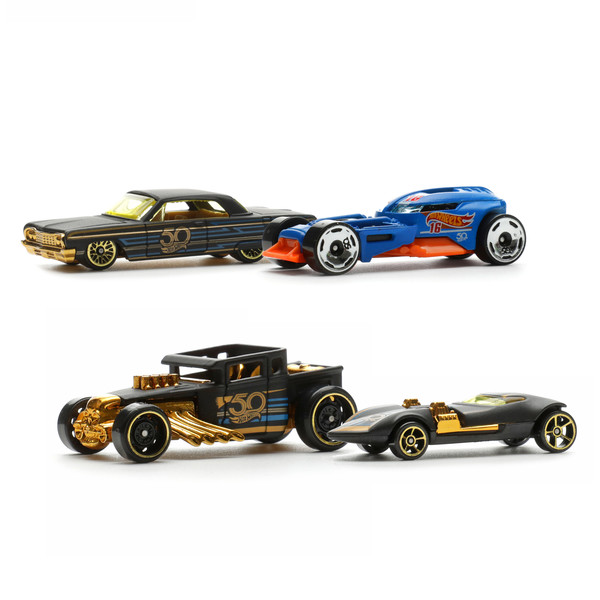 Hot Wheels Toy Car, VARYING COLORS, large