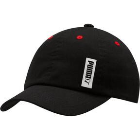 Thumbnail 1 of Evercat Chill Boys' Cap, BLACK/RED, medium