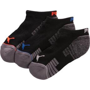 Boys' 1/2 Terry Low Cut Socks [3 Pack]