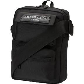 Thumbnail 1 of PUMA Solid Portable Shoulder Bag, Black, medium