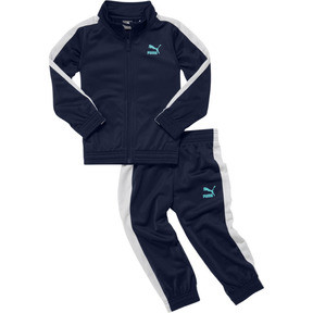 Thumbnail 1 of Classics Pack Infant + Toddler T7 Track Set, PEACOAT, medium