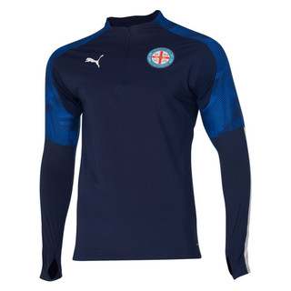 Image Puma Melbourne City FC 1/4 Zip Top
