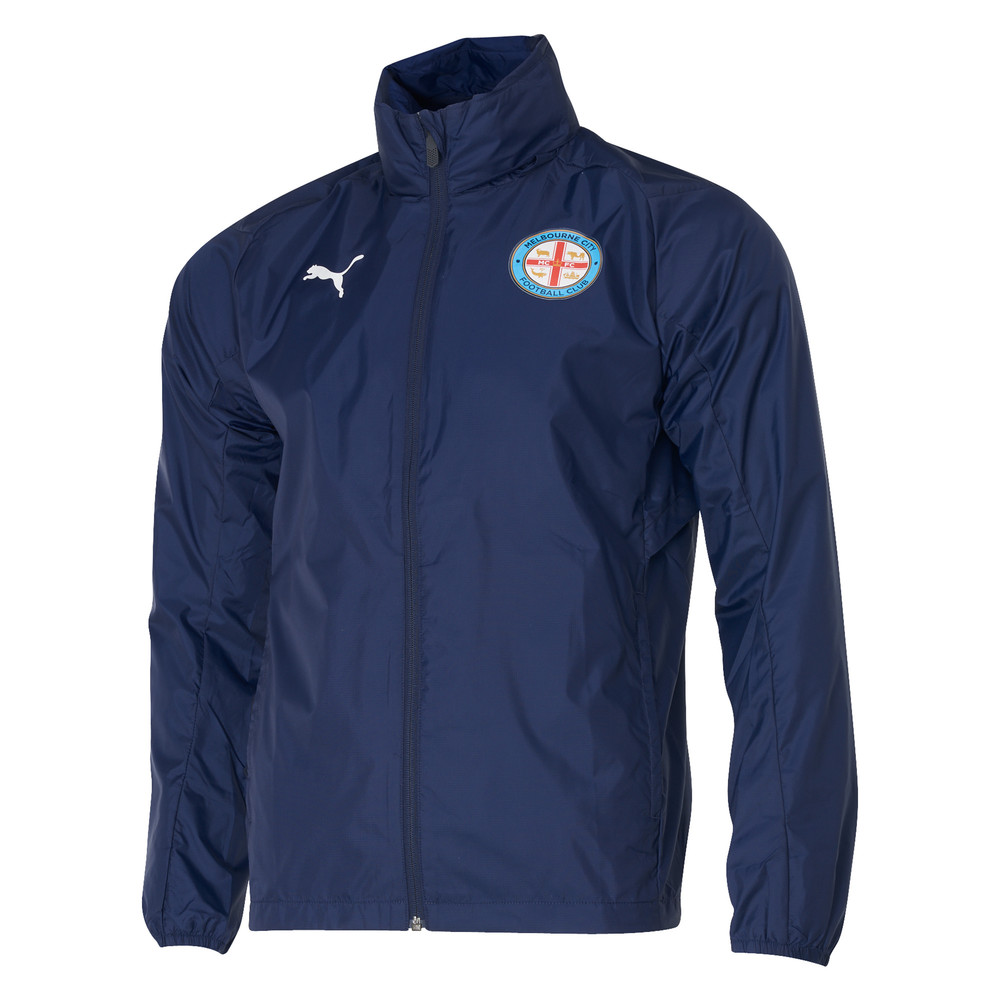 Image Puma Melbourne City FC Rain Jacket #1