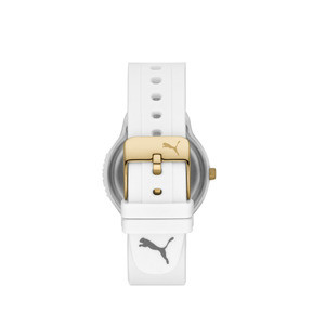 Thumbnail 2 of Reset Polyurethane V2 Women's Watch, White/White, medium