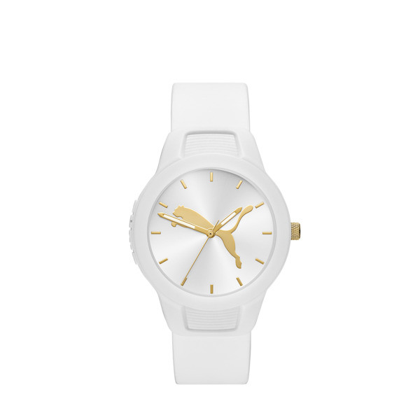 Reset Polyurethane V2 Women's Watch, White/White, large