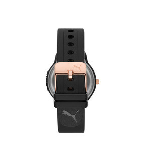 Thumbnail 2 of Reset Polyurethane V2 Women's Watch, Black/Black, medium