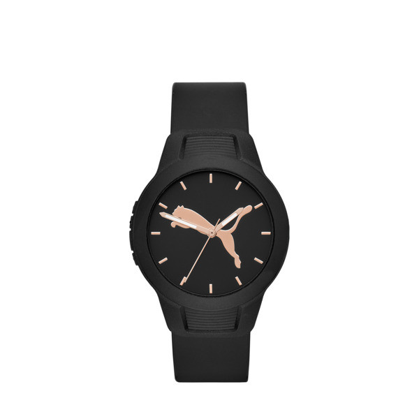 Reset v2 Watch, Black/Black, large