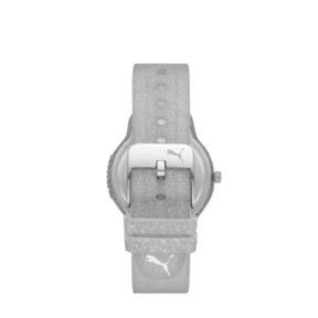 Thumbnail 2 of Reset Polyurethane V2 Women's Watch, Silver/Silver, medium