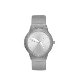 <プーマ公式通販> プーマ ウィメンズ リセット ポリウレタン V2 時計 ウィメンズ Silver/Silver