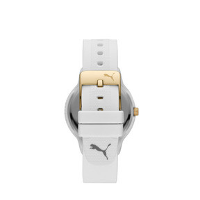 Thumbnail 2 of Reset Silicone V1 Women's Watch, White/White, medium