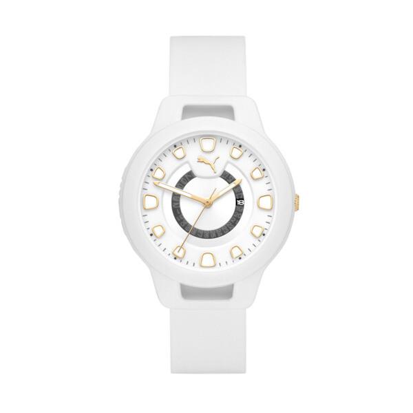 Reset v1 Watch, White/White, large