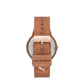 Thumbnail 2 of Reset Silicone V1 Women's Watch, Rose Gold/Rose Gold, medium