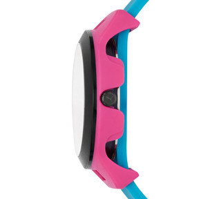 Thumbnail 3 of Reset Silicone V1 Women's Watch, Pink/Blue, medium