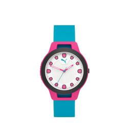 <プーマ公式通販> プーマ ウィメンズ リセット シリコン V1 時計 ウィメンズ Pink/Blue