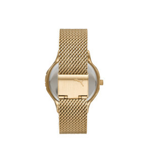 Thumbnail 2 of Reset Stainless Steel V1 Women's Watch, Gold/Gold, medium
