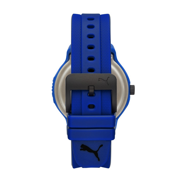 Reset v2 Watch, Blue/Blue, large