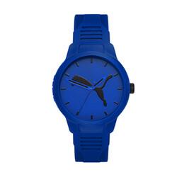 <プーマ公式通販> プーマ メンズ リセット ポリウレタン V2 時計 メンズ Blue/Blue