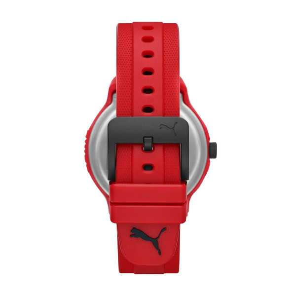 Reset v2 Watch, Red/Red, large