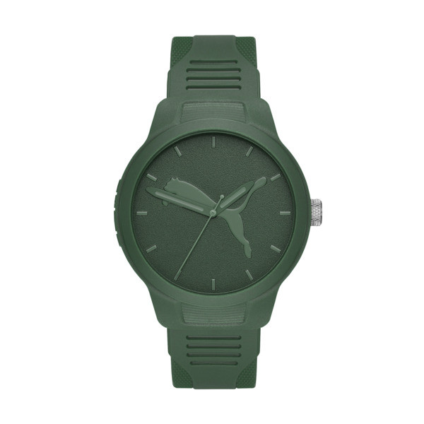 Reset v2 Watch, Green/Green, large