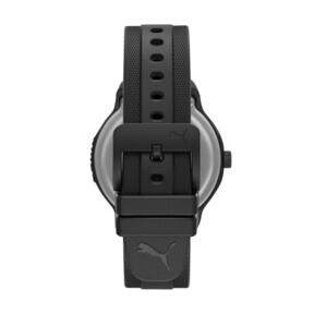 Thumbnail 2 of メンズ リセット ポリウレタン V2  時計, Black/Black, medium-JPN
