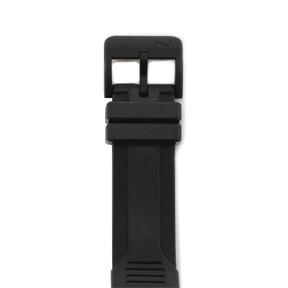 Thumbnail 5 of メンズ リセット ポリウレタン V2  時計, Black/Black, medium-JPN