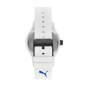 Thumbnail 2 of Reset Silicone V1 Men's Watch, White/White, medium