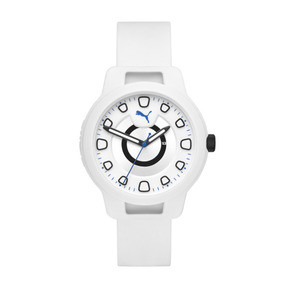 Thumbnail 1 of Reset Silicone V1 Men's Watch, White/White, medium