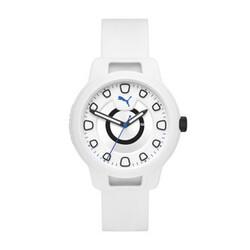 <プーマ公式通販> プーマ メンズ リセット シリコン V1 時計 メンズ White/White
