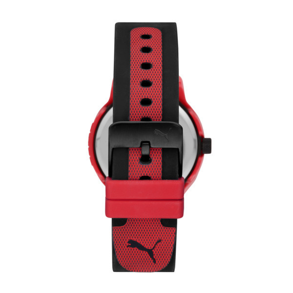 Reset v1 Watch, Red/Black, large