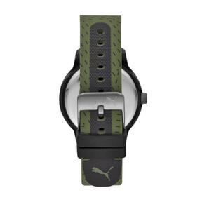 Thumbnail 3 of Reset v1 Watch, Black/Green, medium