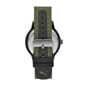 Thumbnail 2 of Reset v1 Watch, Black/Green, medium