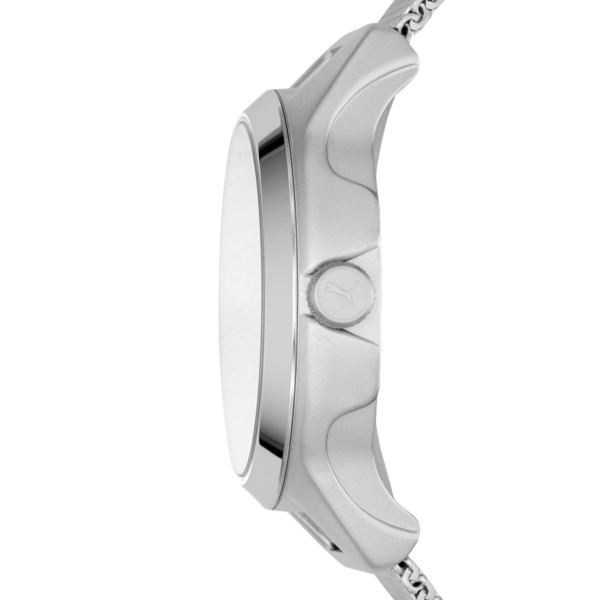 Reset v1 Watch, Silver/Silver, large