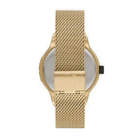 Thumbnail 2 of Reset Stainless Steel V1 Men's Watch, Gold/Gold, medium