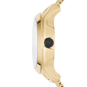 Thumbnail 3 of Reset Stainless Steel V1 Men's Watch, Gold/Gold, medium