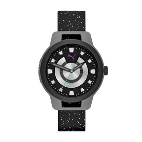 Thumbnail 1 of Reset Silicone Herren Uhr, Grey/Black, medium