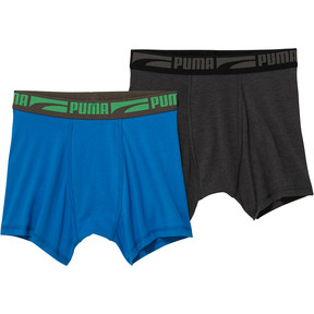 Boy's Cotton Boxer Briefs [2 Pack]