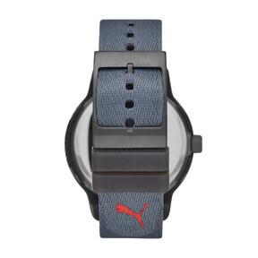 Thumbnail 2 of Reset v1 Reversible Watch, Blue/Red, medium