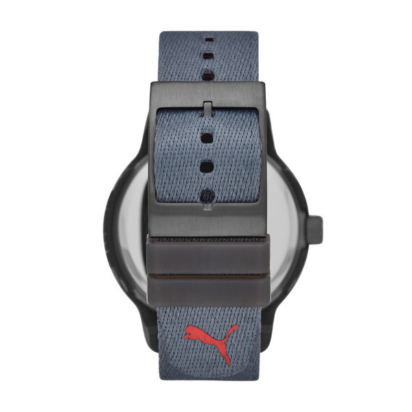 Reset v1 Reversible Watch, Blue/Red, large
