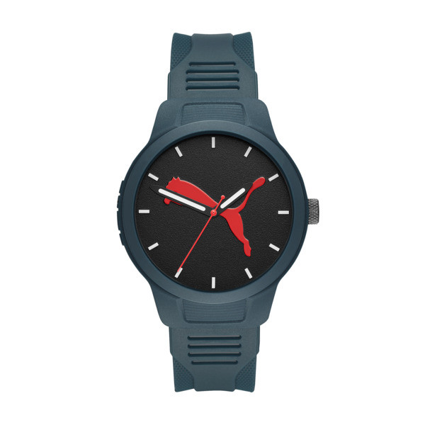 Reset v2 Watch, Blue/Red, large