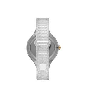 Thumbnail 2 of Contour Clear Watch, Clear/Clear, medium