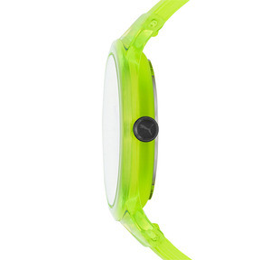 Thumbnail 3 of Contour Neon Watch, Yellow/Yellow, medium