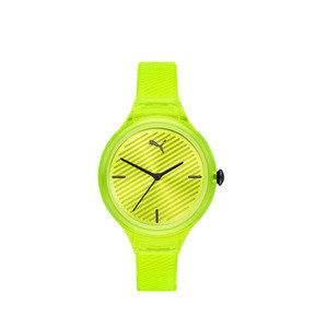 Thumbnail 1 of Contour Neon Watch, Yellow/Yellow, medium