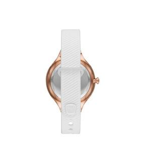 Thumbnail 2 of Contour White Watch, Rose gold/White, medium